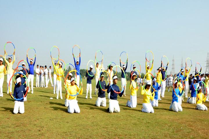 St Xavier International School-Sports Day