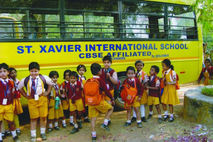 St Xavier International School-Transport