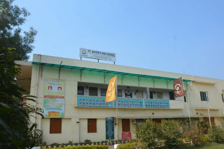 St Xaviers High School-Campus View