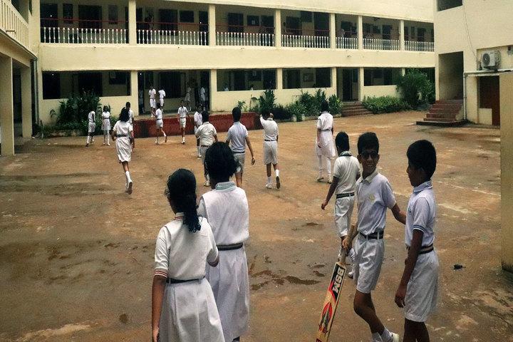 St Xaviers High School-Play Area