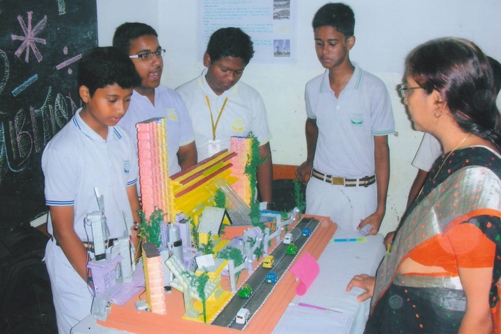 St Xaviers High School-Science Exhibition
