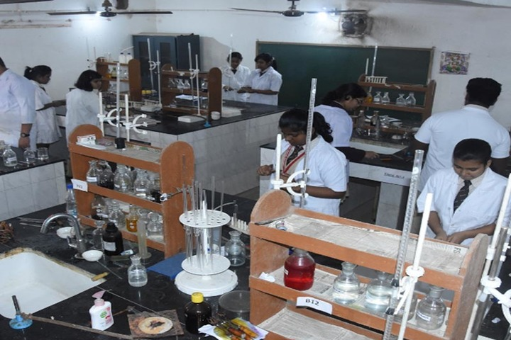 St Xaviers High School-Science Labs