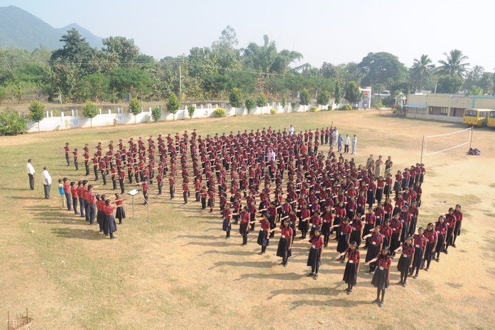 Akshara The School-Prayer