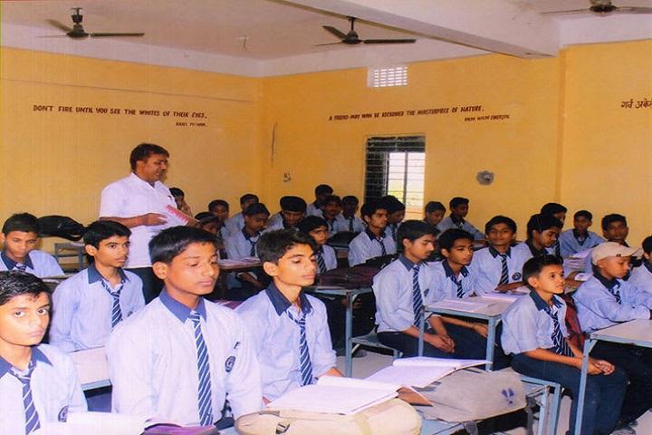 Govind Bhabishya Bharti Siksha Seva Sadan-Classroom