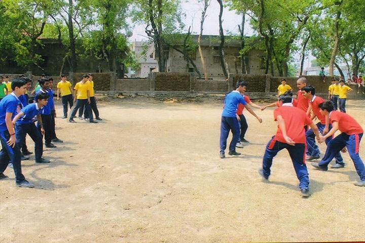 Govind Bhabishya Bharti Siksha Seva Sadan-Games