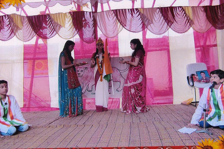 Govind Bhabishya Bharti Siksha Seva Sadan-Independence Day Celebrations