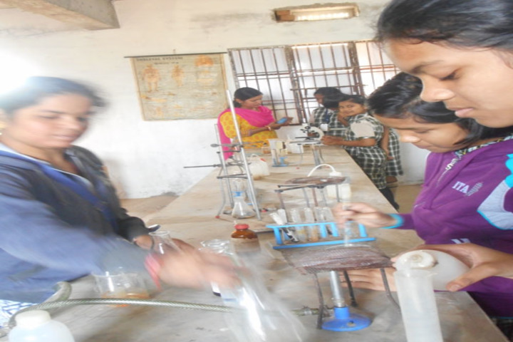 St Xaviers High School-Chemistry Labs