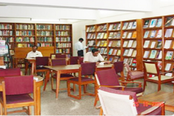 Green Field English School-Library