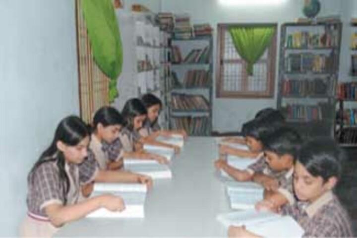 Takshashila Residential School Ganjam-Library