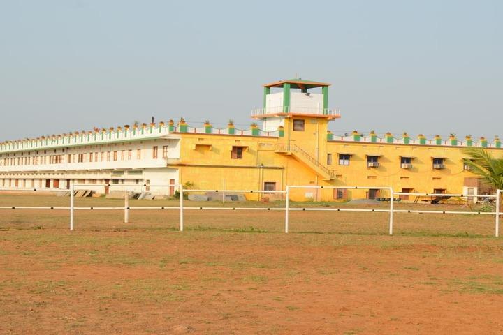 Takshashila Residential School Ganjam-Play Ground
