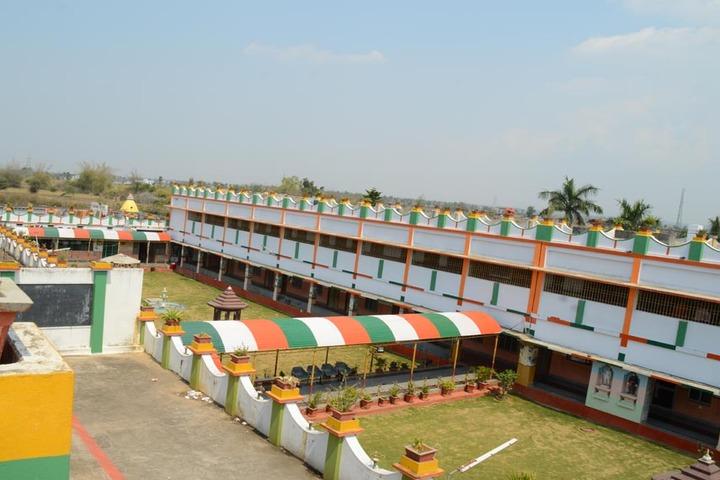 Takshashila Residential School Ganjam-School Campus