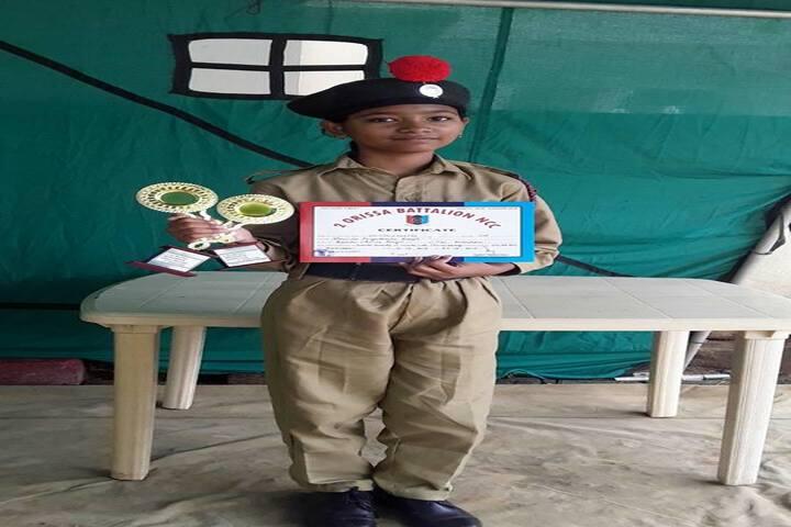 Takshashila Residential School-Awards