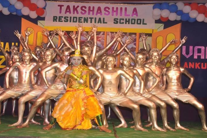 Takshashila Residential School-Event