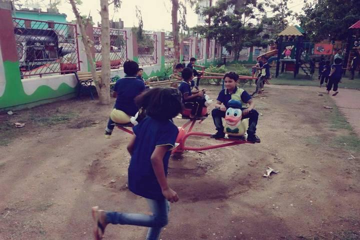 Takshashila Residential School-Kindergarten