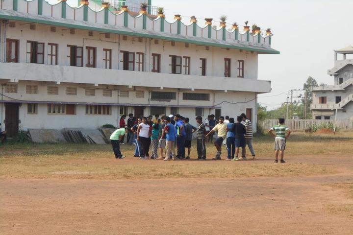 Takshashila Residential School-Play Area