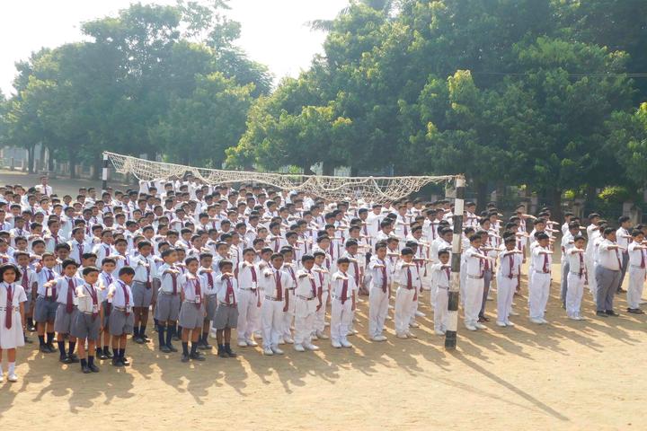 The Kosala School-Assembly