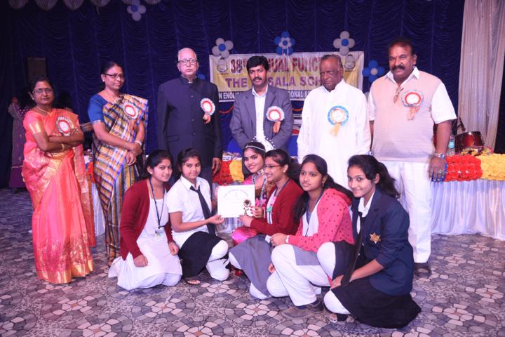 The Kosala School-Awards