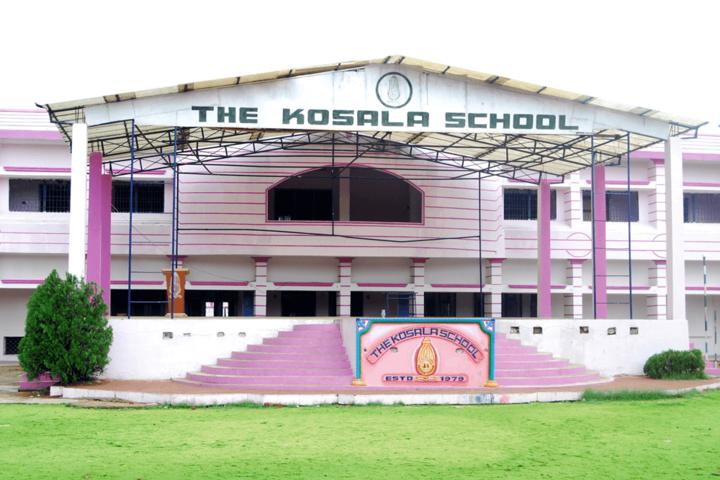 The Kosala School-Campus View