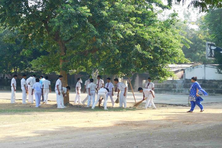 The Kosala School-Cleanliness Drive