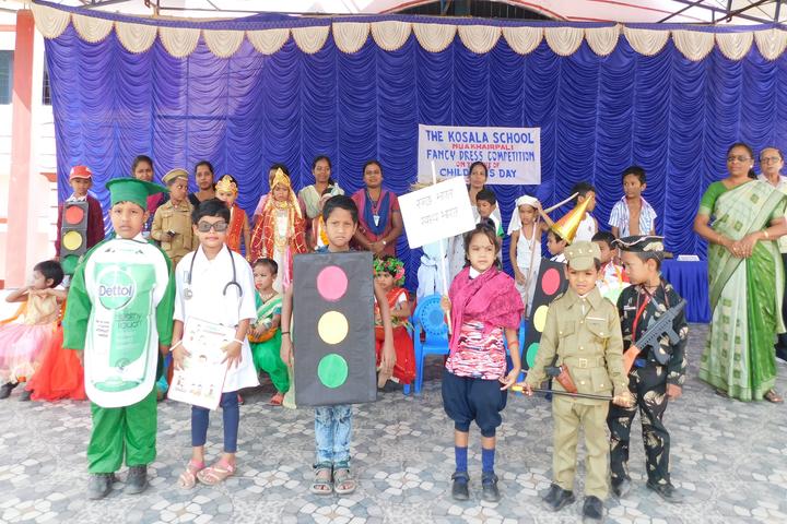The Kosala School-Fancy Dress Competition