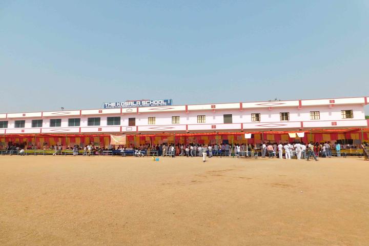 The Kosala School-Play Area