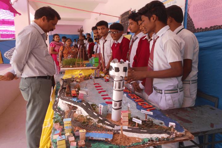 The Kosala School-School Exhibition