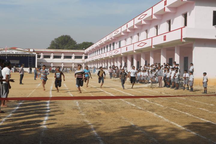 The Kosala School-Sports Day