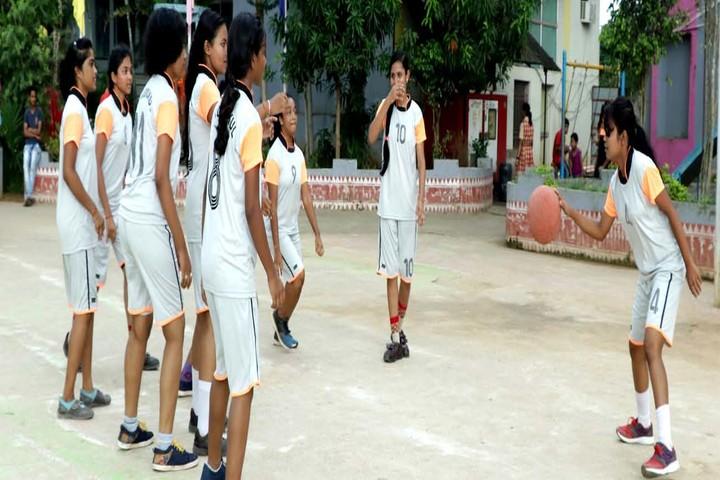 Times Scholars Gurukul khurda-Basket Ball