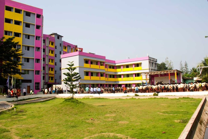Times Scholars Gurukul khurda-Campus