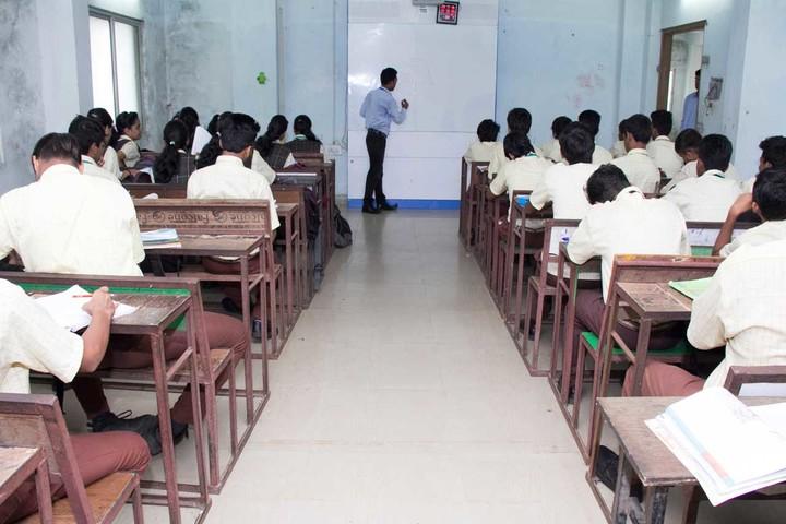 Times Scholars Gurukul khurda-Classroom