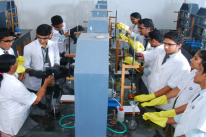 Times Scholars Gurukul khurda-Physics Lab