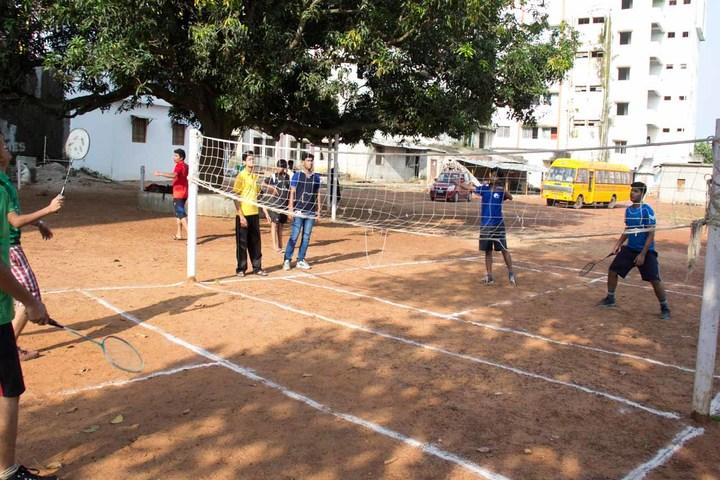 Times Scholars Gurukul khurda-Play Area