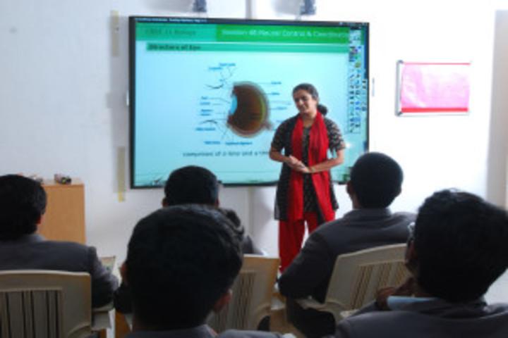Times Scholars Gurukul khurda-Smart  Class