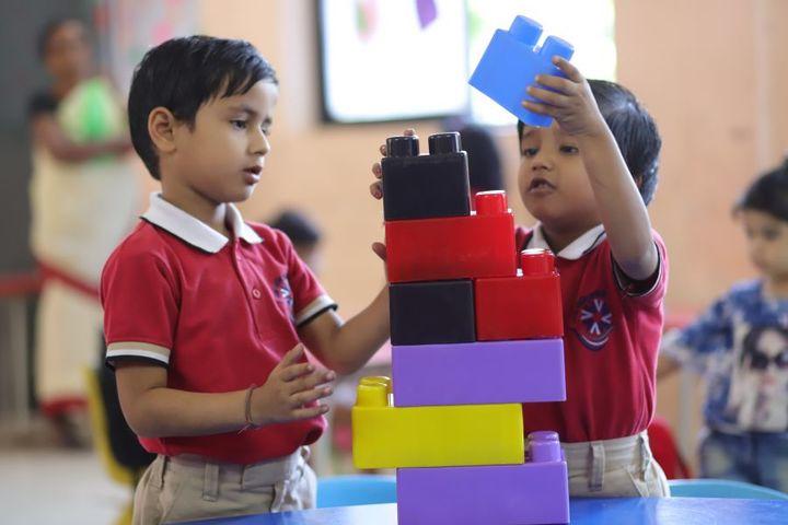 Vedic International School-Activity Room