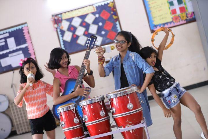 Vedic International School-Music Room