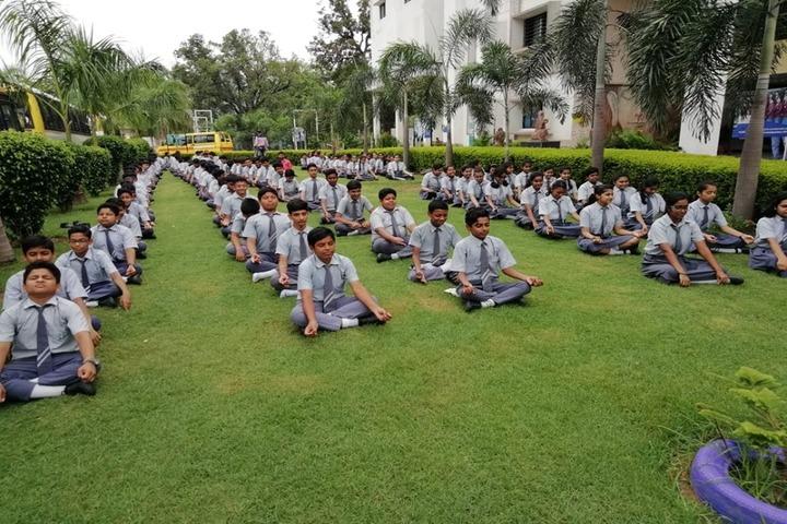 Vedic International School-Yoga