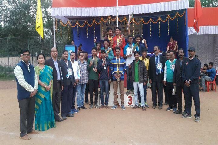 Venkateswar English Medium School-Awards