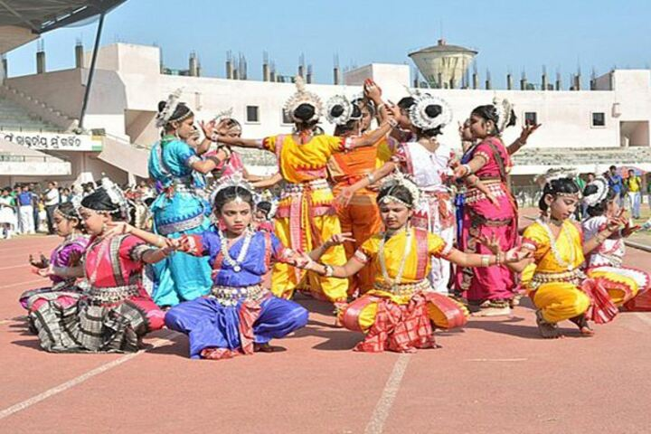 Venkateswar English Medium School-Cultural Event