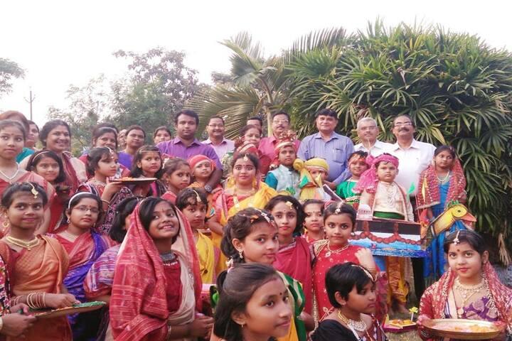 Venkateswar English Medium School-Festival Celebrations