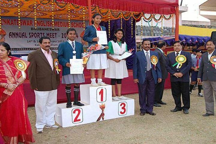 Venkateswar English Medium School-Sports Champions