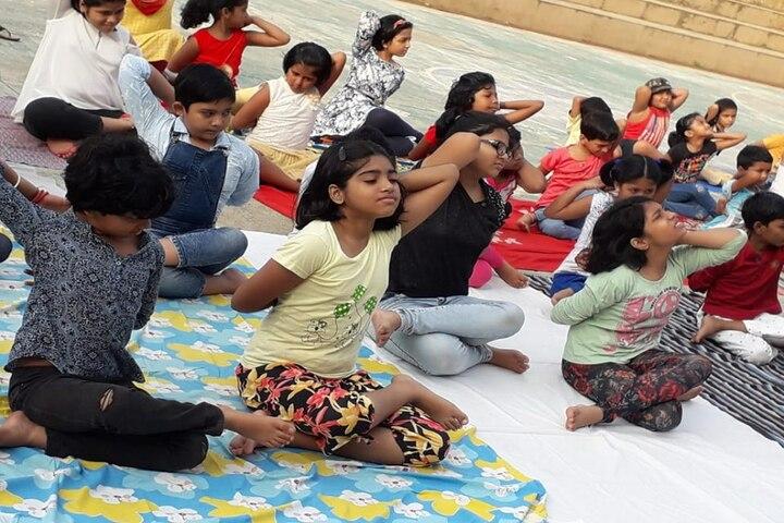 Venkateswar English Medium School-Yoga