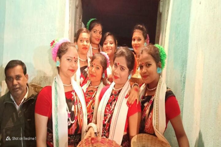 Vidyasagar Academy English Medium School-Dance Team