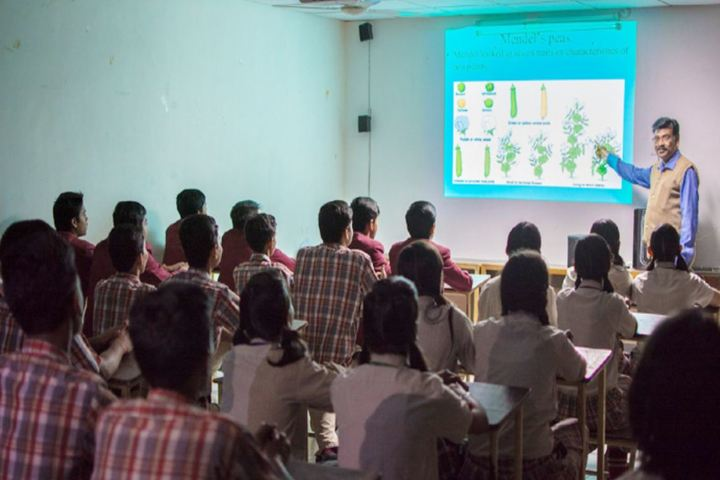 Vikash Residential School-AV Room