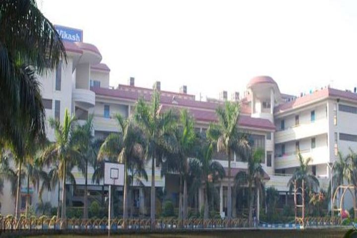 Vikash Residential School-Football Court