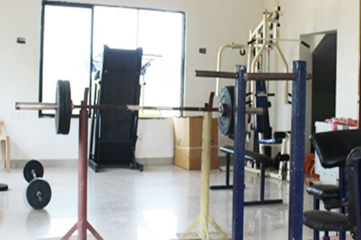 Vikash Residential School-Gym
