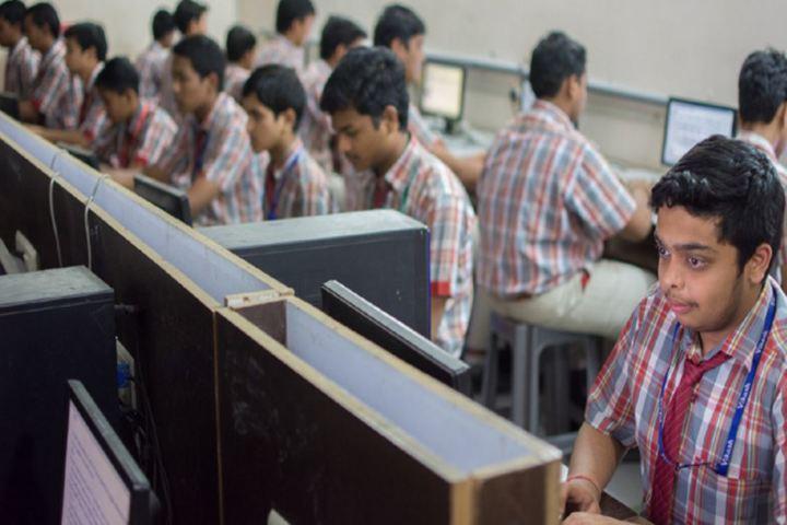 Vikash Residential School-Computer Lab