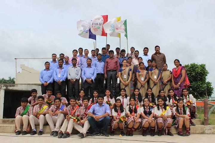 Vikash Residential School-Investiture Ceremony