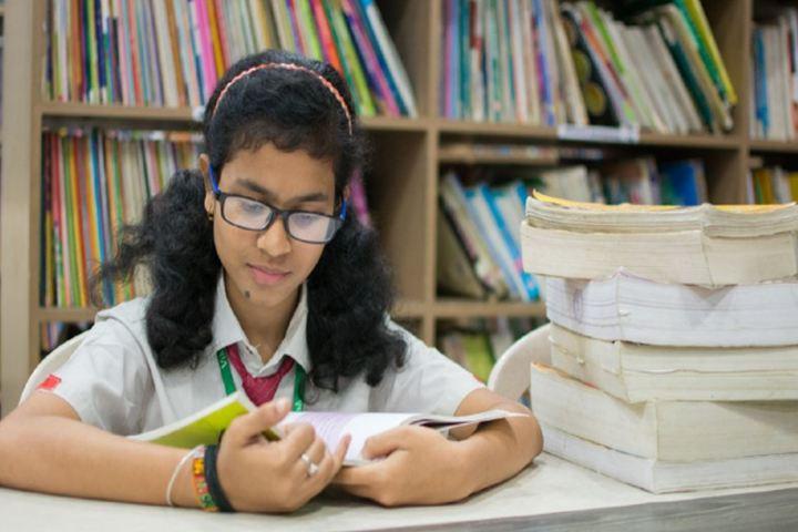 Vikash Residential School-Library