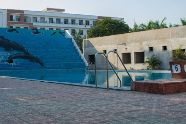 Vikash Residential School-Swimming Pool