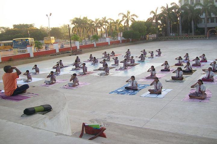 Vikash Residential School-Yoga